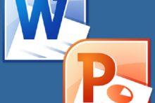Microsoft Word Y PowerPoint 2010
