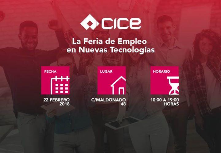 Feria de Empleo CICE