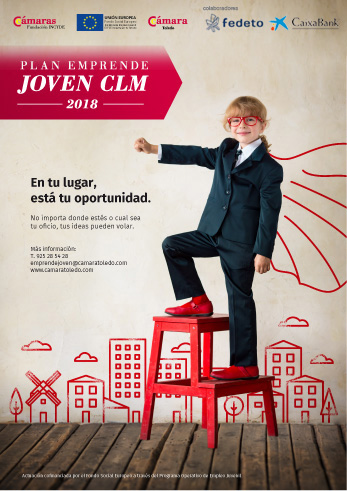 Plan Emprende Joven Castilla-La Mancha