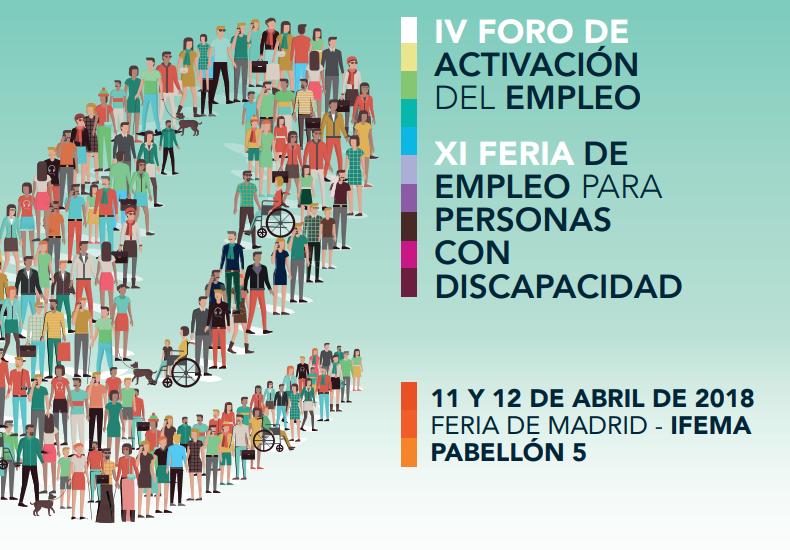 XI Feria de Empleo para Personas con Discapacidad