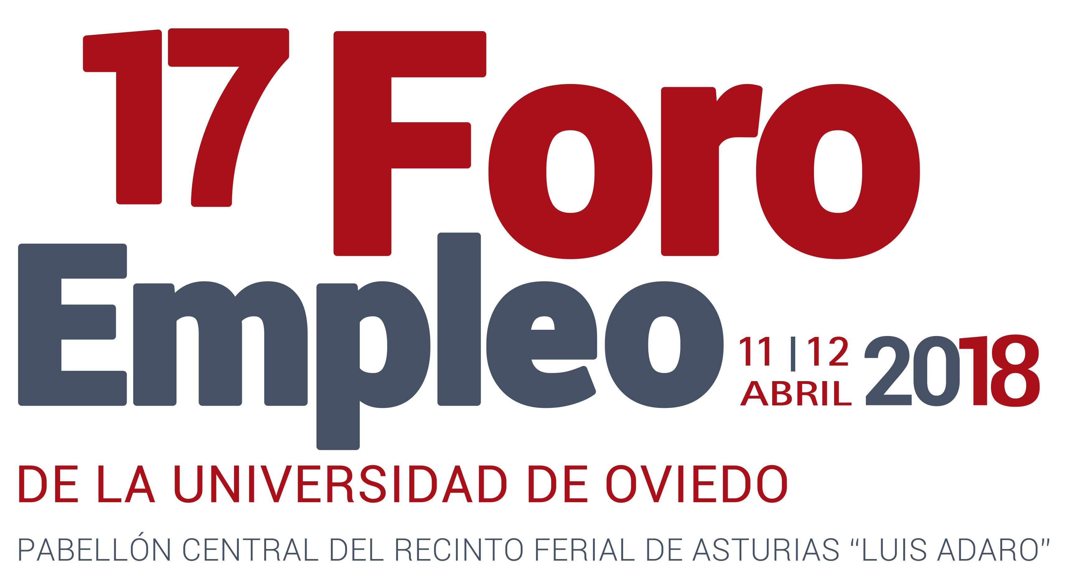 17 Foro de Empleo de la Universidad de Oviedo
