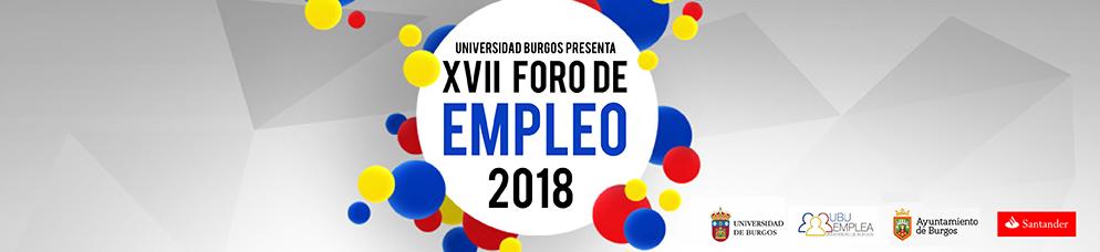 XVII Foro de Empleo de Burgos