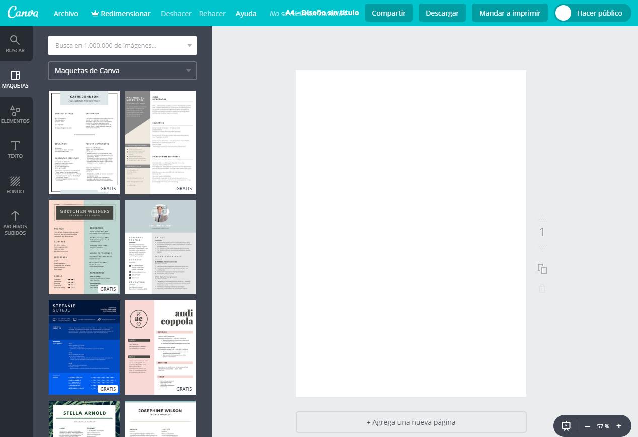 currículum-diseños