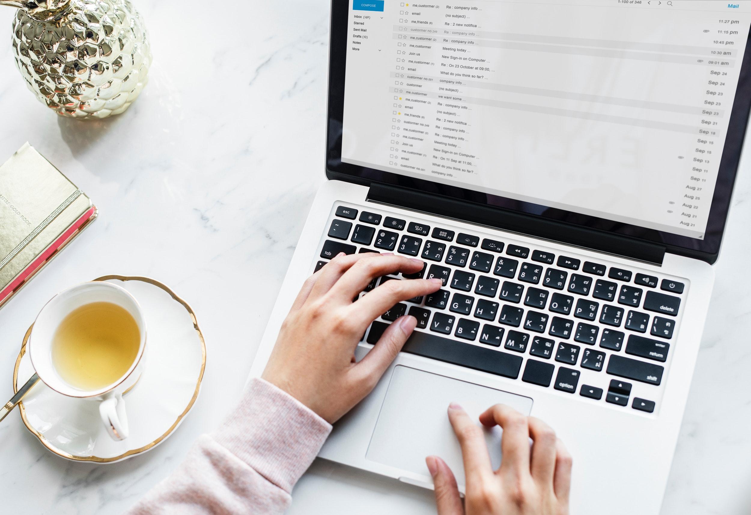 Cómo enviar archivos pesados por email a tu equipo