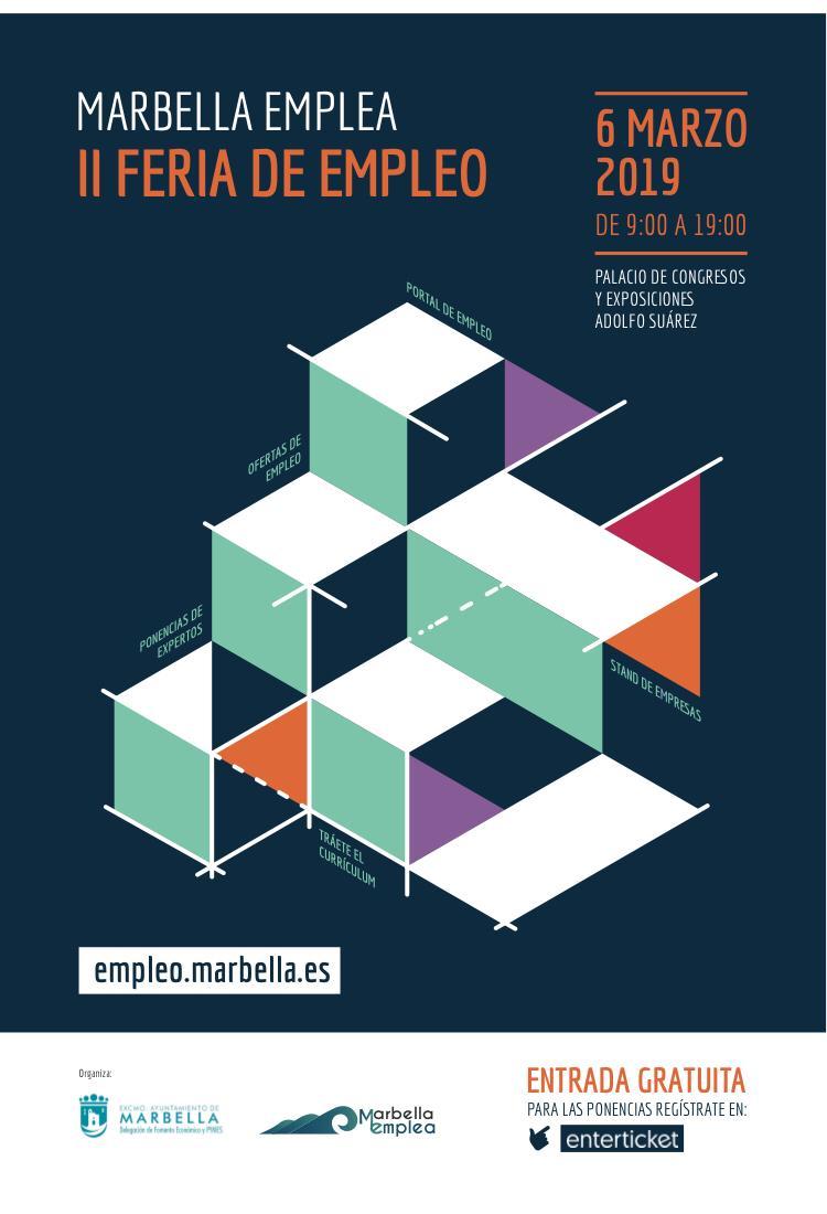 II Feria de Empleo de Marbella