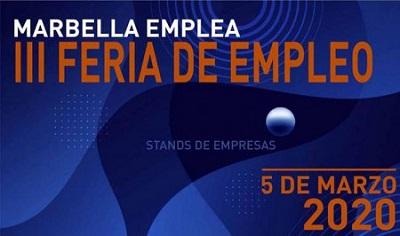 III Feria de Empleo de Marbella