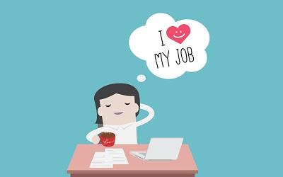 ¿Sigues enamorado de tu trabajo?