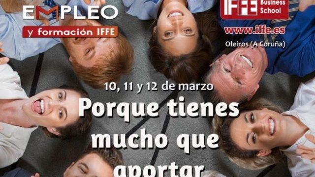 IX Feria de empleo y formación IFFE