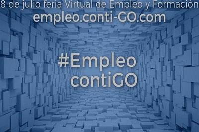 EmpleoContigo, la Feria online del Ayuntamiento de Madrid