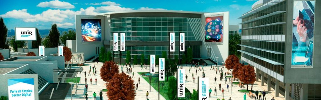 II Feria Virtual de Empleo Sector Digital de UNIR